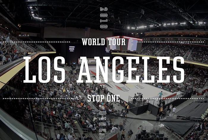World Skate / SLS Los Angeles