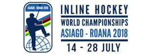 Inline Hockey World Championships - JS/WM - Asiago/Roana 2018