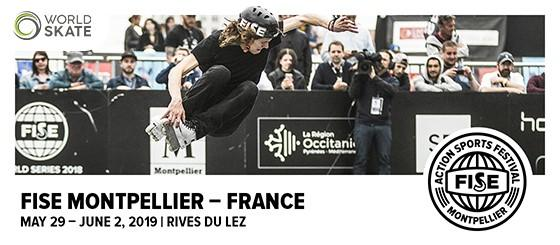 World Cup Roller Freestyle FISE Montpellier
