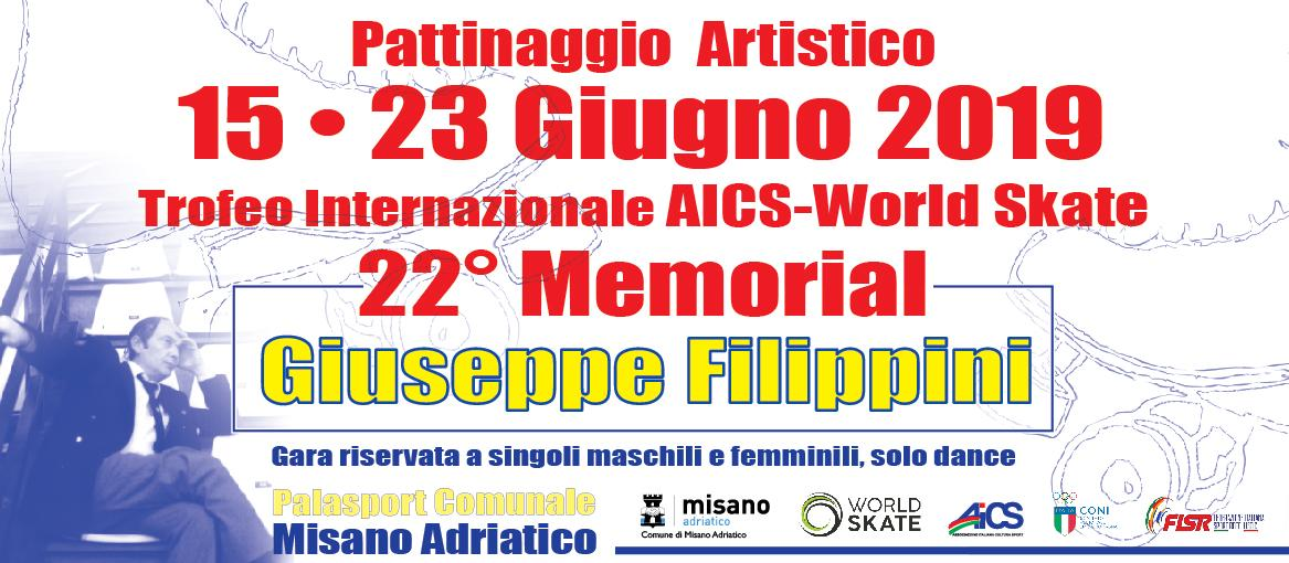 International Memorial Giuseppe Filippini Trophy 22nd edition
