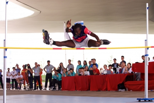 Miscellaneous inline freestyle events