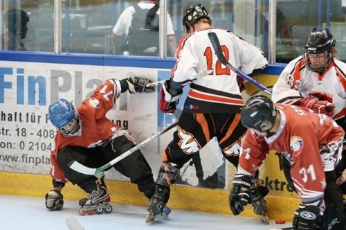 Miscellaneous inline hockey events