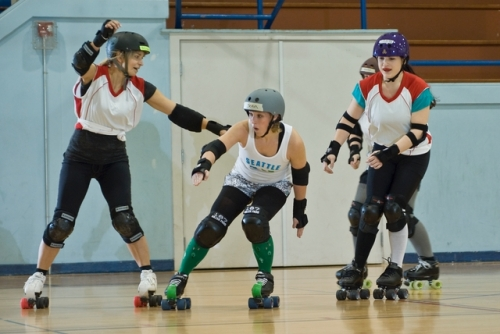 Miscellaneous roller derby events