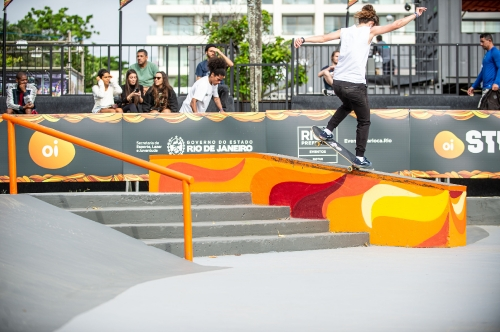Women's Street Qualifier