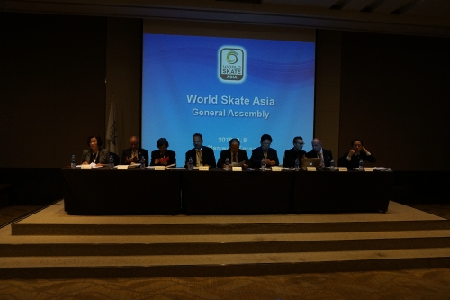World Skate Asia - Elective Congress 2018