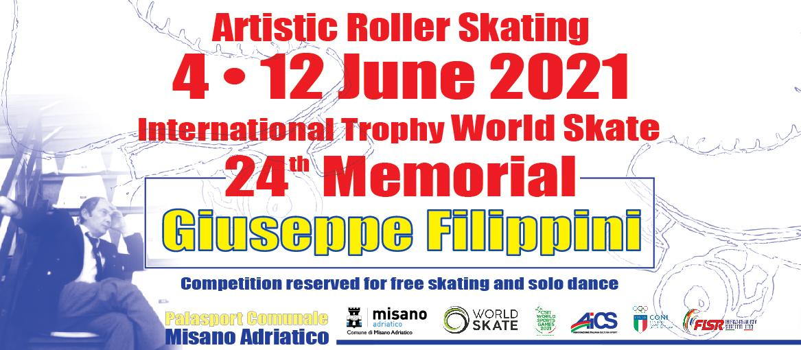 International Memorial Giuseppe Filippini Trophy 24th Edition 2021