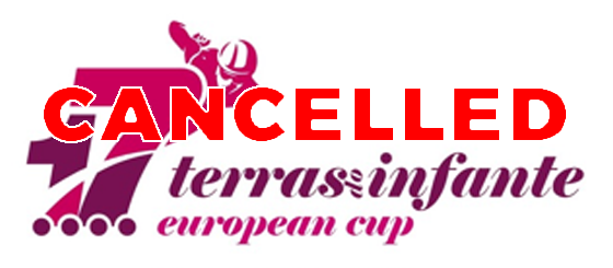 CANCELLED:European Cup Inline Speed Skating 2020: 17th Terras do Infante