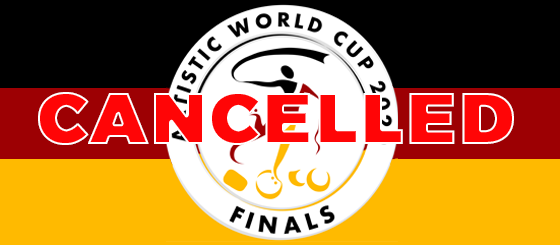 CANCELLED:Artistic World Cup Final 2020