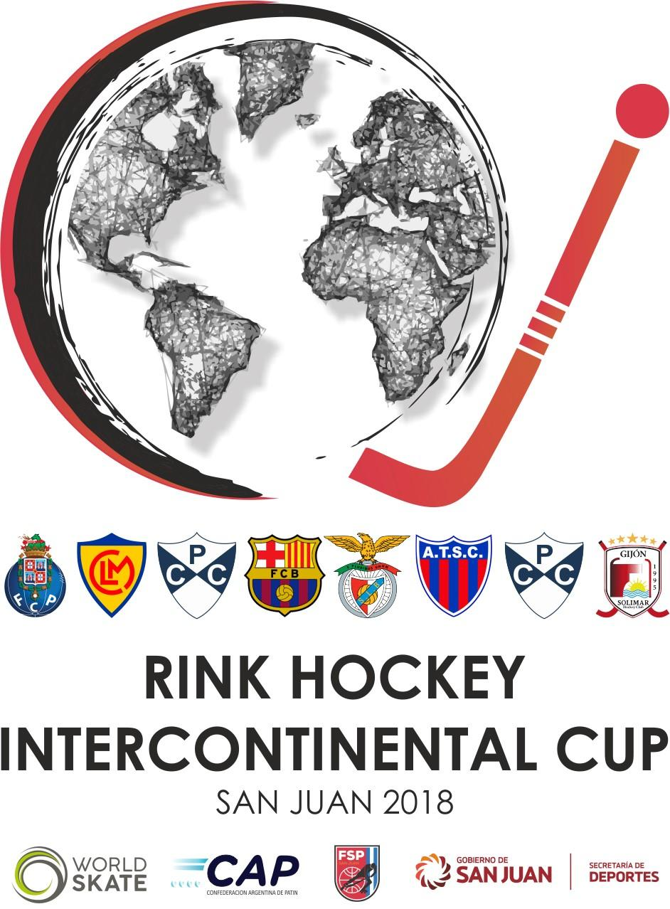 Rink Hockey Intercontinental Clubs Cup - San Juan 2018