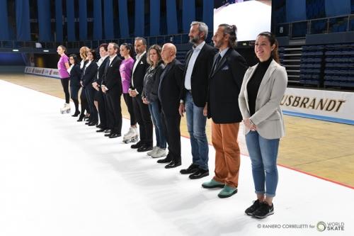 Artistic World Cup - Pesaro 2018