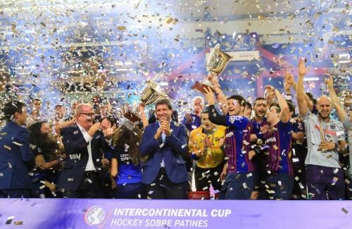 Intercontinental Cup 2018 - San Juan