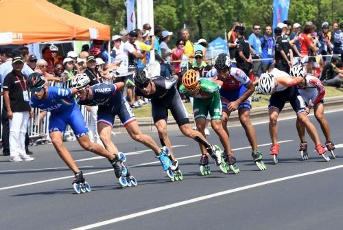 WC 2016 Nanjing - Marathons