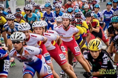 WRG 2017 Nanjing - Speed